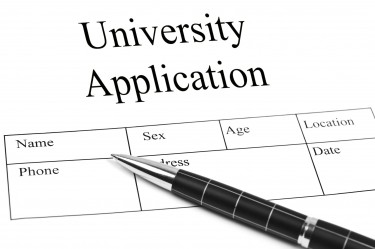 College Application Chicago