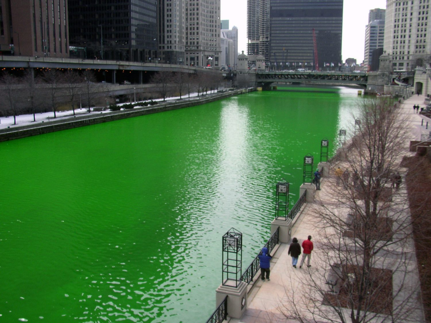 Chicago St. Patty's Day DUI
