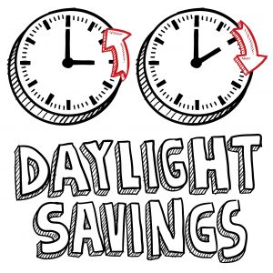 Daylights Savings Time and Crime