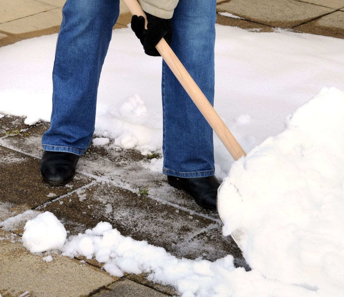 Snow Shoveling Law Illinois